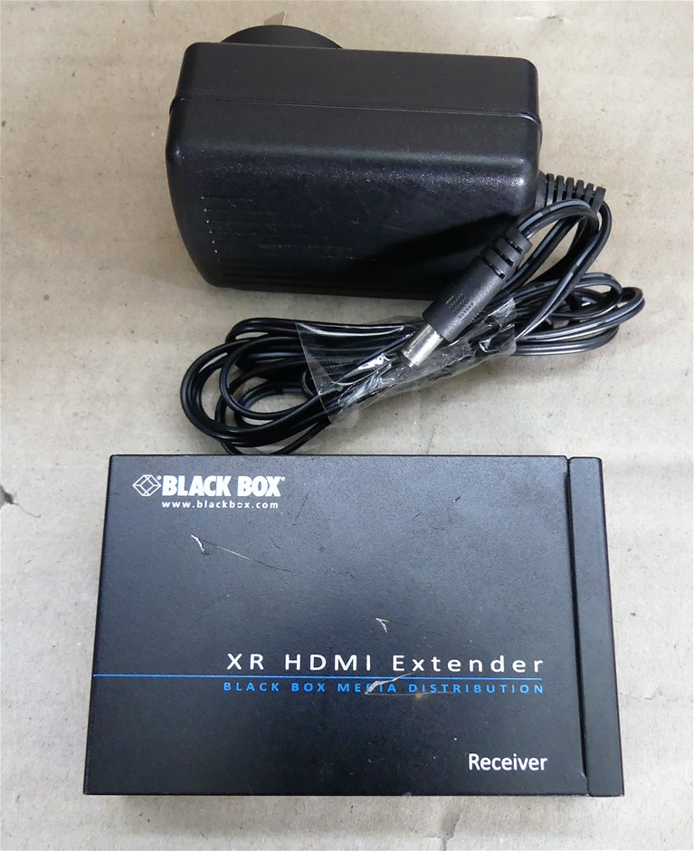 1 x Black Box XR HDMI Extender Receiver