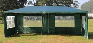 3x6m Gazebo Outdoor Marquee Tent Canopy