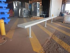 Aluminium Bench Seat, Aluminium Seat Co