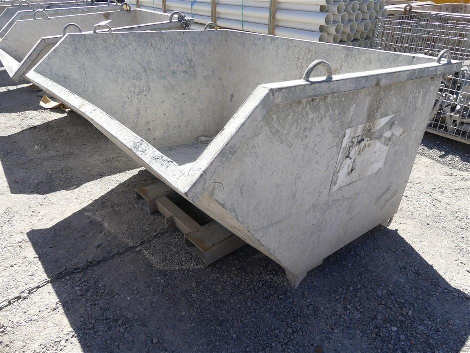 Eastwest Engineering CSD18 Self Dumping Bin Make: Eastwest Engi