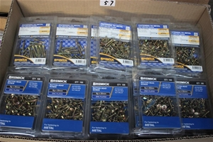 Box of Approx 30 x Bremick Button Head S