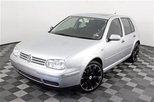 2002 Volkswagen Golf GLE A4 Automatic Ha