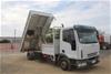 2006 Iveco Euro Cargo 4 x 2 Tipper Truck
