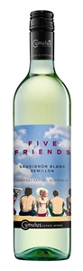 Five Friends Sauvignon Blanc Semillon 20
