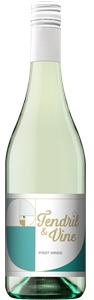 Zilzie Tendril & Vine Pinot Grigio 2021