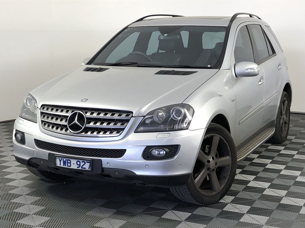 2008 Mercedes Benz ML 350 (4x4) W164 Automatic Wagon