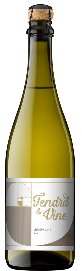 Zilzie Tendril & Vine Sparkling NV (12 x 750mL) SEA
