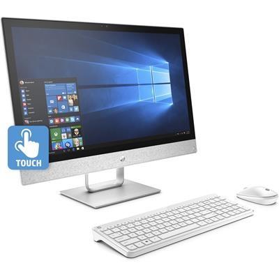 """HP Pavilion 24-r069a Desktop PC 23.8"""" FHD/i7-7700T/16GB/2TB + 16GB SSD"""