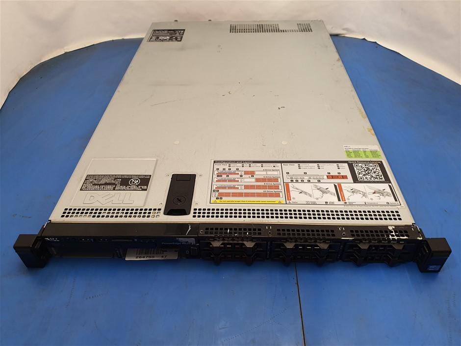 Dell PowerEdge R620 Rackmount Server