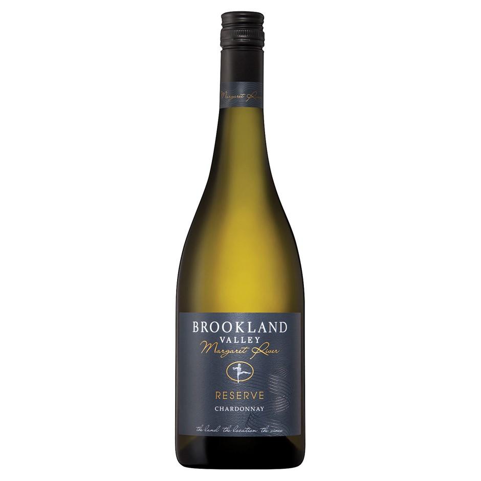 Brookland Valley `Reserve` Chardonnay 2018 (6 x 750mL), WA.