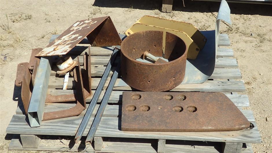 Pallet of Assorted Scrap Steel