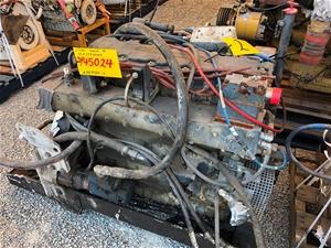 Caterpillar C7 Engine Good Used Ser #Jtf
