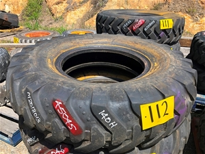 Tyre Maxam 14.00 X 24 Ms905 30mm Tread S