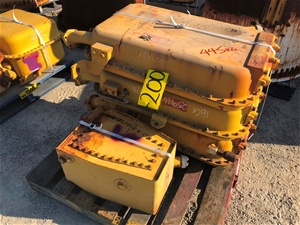 Caterpillar 16g 93u791 Hydraulic Used Ca