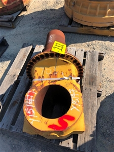 Caterpillar 785 Axle Front P/N 5t6063 Y1