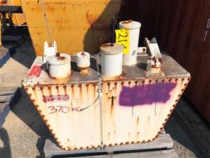 Caterpillar 14h Hydraulic Tank Used Y112