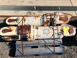 R190 Cylinder Gp Rear Strut Ser#Lm004391
