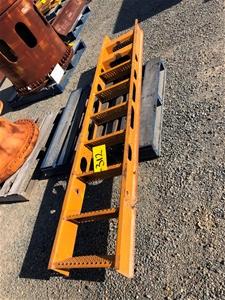 Steel Access Stairway Misc. Caterpillar