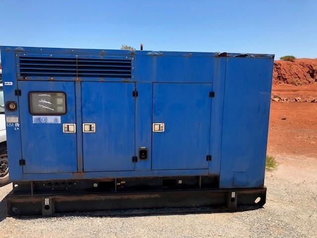 2014 Diesel Powered Generator