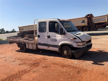 2006 Iveco Daily 50 RWD Manual