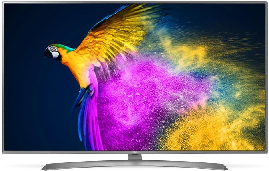 LG 60UJ654T 60-inch 4K UHD Smart LED LCD TV