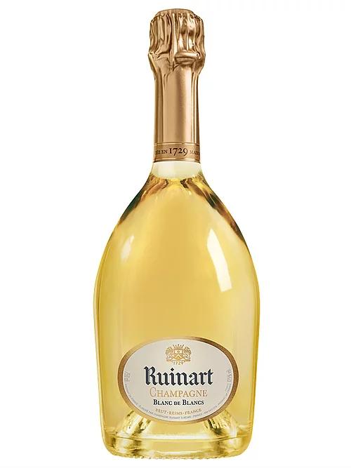 Ruinart Blanc De Blanc Brut NV Champagne (2x750mL). Fra.