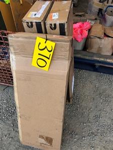 3x Cummins Gasket Kit Qsk60 Aftercooler