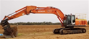 2014 Hitachi ZX330LC Excavator