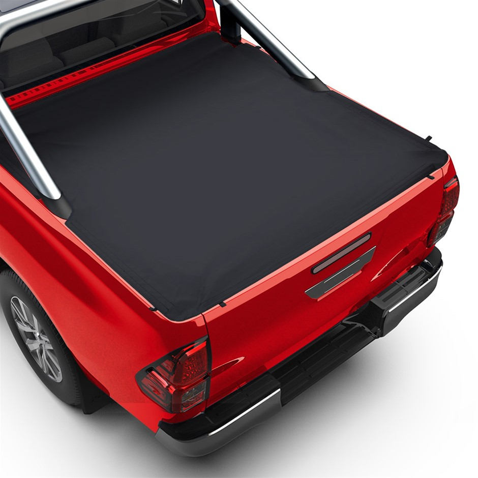 Weisshorn Fit Holden Colorado RG Dual Cab Tonneau Cover Clip UTE Pick Up
