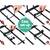 Giantz Universal Roof Rack Basket Car Luggage Carrier Steel,Cargo 112cm