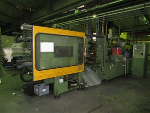 1986 Engel ES1300/250 ST Injection Molde