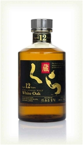 Kura White Oak Japanese Single Malt 12 Y
