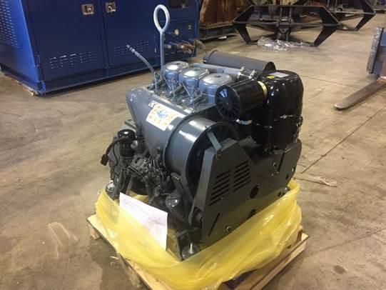 38 hp Diesel Engine