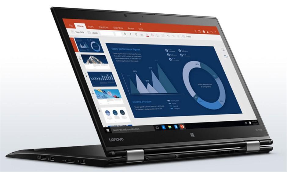 Lenovo ThinkPad X1 Yoga 1st Gen 14-inch Notebook, Black