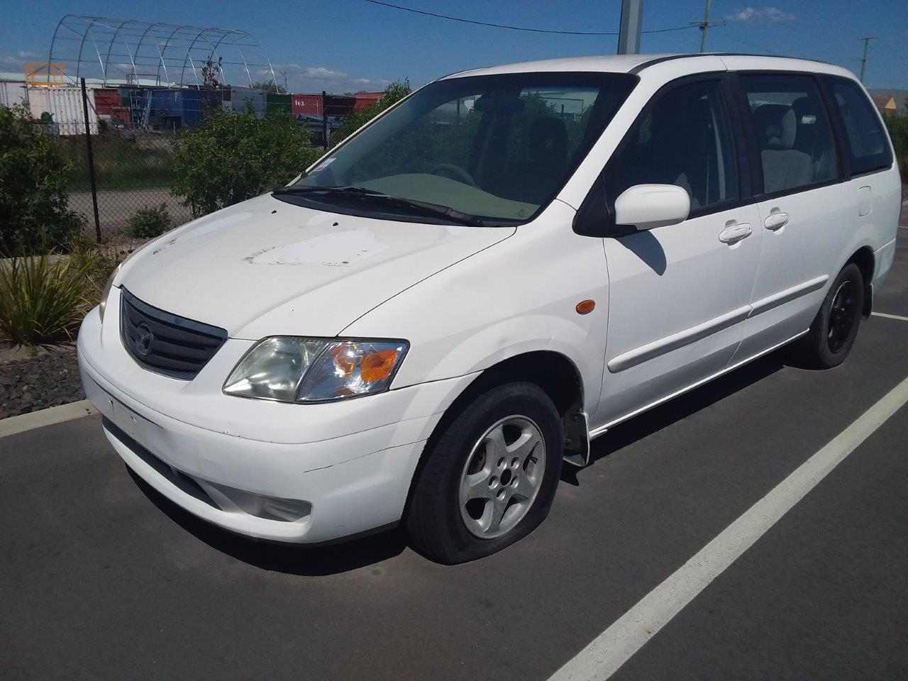 2000 Mazda MPV LW Automatic 7 Seats People Mover