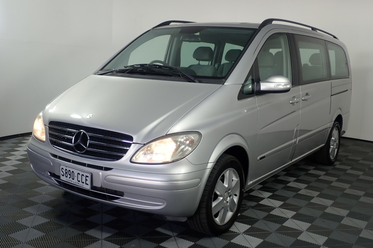 2005 Mercedes Benz Viano 3.5 TREND W639 Automatic 7 Seats People Mover