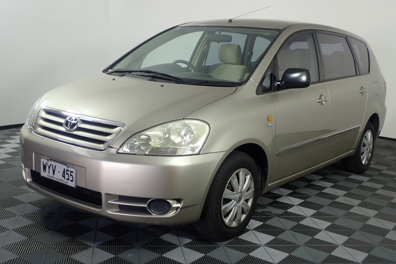 2002 Toyota Avensis Verso GLX Automatic 7 Seats People Mover