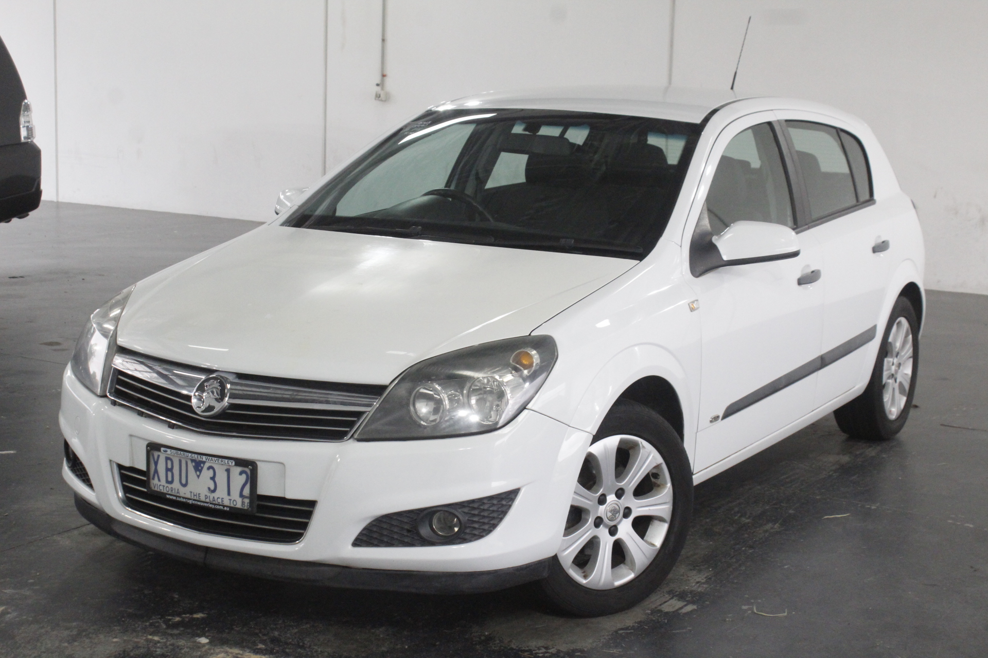 2008 Holden Astra CD AH Automatic Hatchback