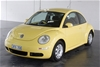 2006 Volkswagen Beetle Miami A4 Automatic Hatchback