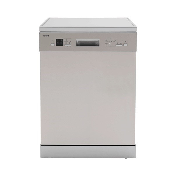 Euro 60cm Stainless Steel Freestanding Dishwasher, Model: ED614SX