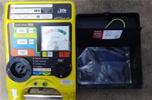 Trio Electrix Testers, Power on & Functi