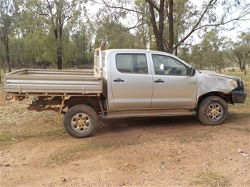 2006 Toyota Hilux Dual Cab 4WD