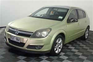 2005 Holden Astra CDXi AH Automatic Hatc