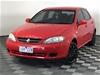 2006 Holden Viva JF Automatic Hatchback
