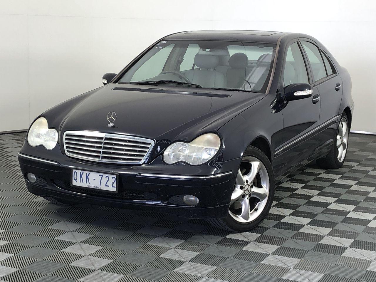 2000 Mercedes Benz C240 Elegance W203 Automatic Sedan