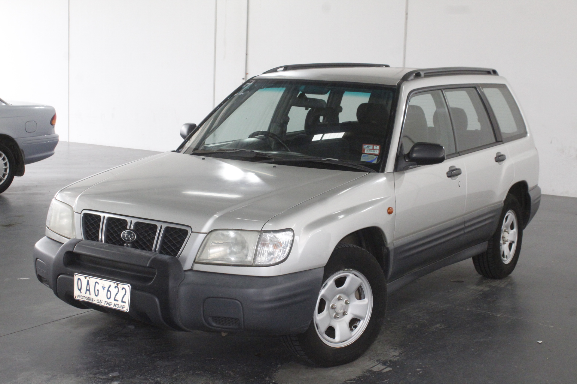 2000 Subaru Forester Automatic Wagon