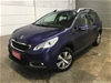 2014 Peugeot 2008 A94 Automatic Wagon