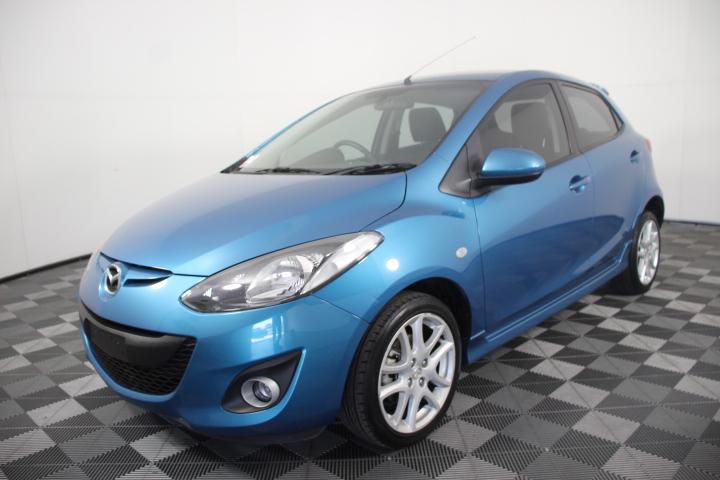 2011 Mazda 2 GENKI DE Hatchback 62,578km