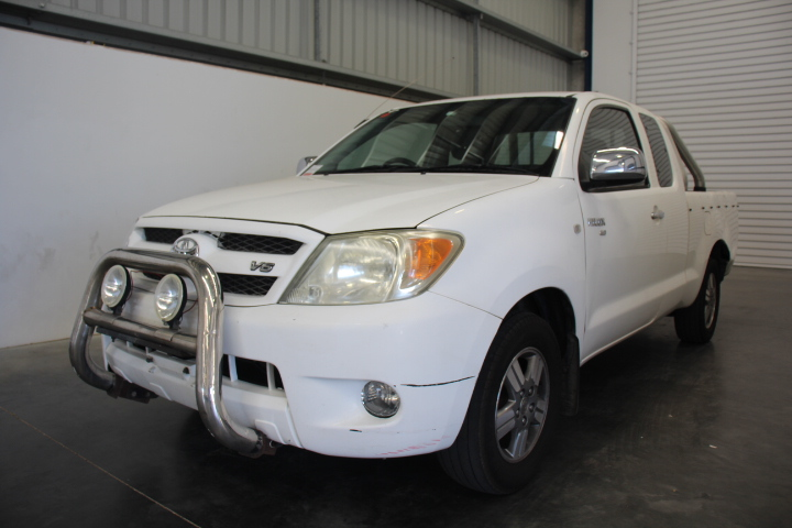 2005 Toyota Hilux SR5 GGN15R Automatic Extra Cab Ute