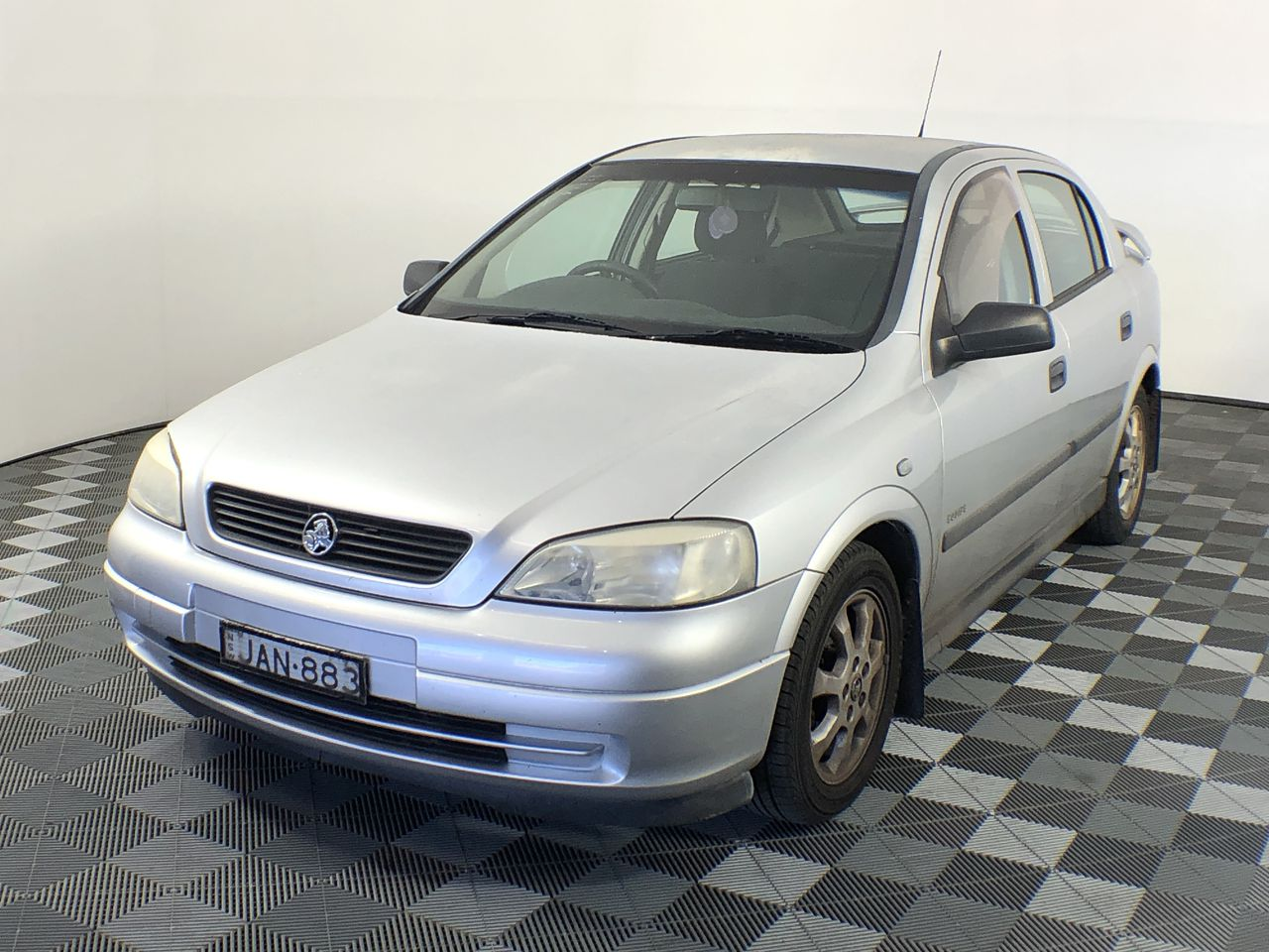 Holden Astra Classic TS Manual Hatchback